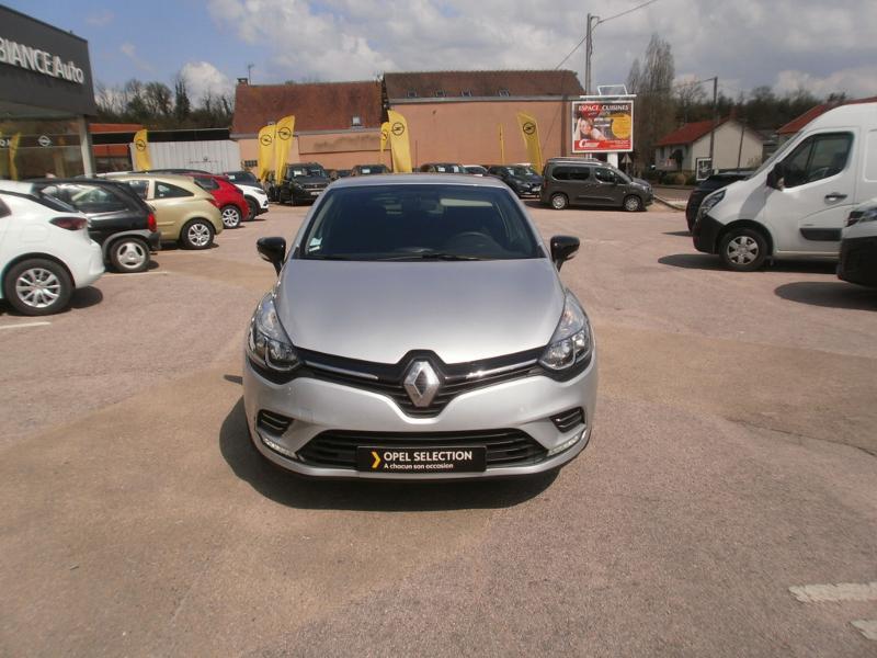 Renault Clio 0.9 TCe 90ch Limited 5p Gris occasion à Auxerre - photo n°7