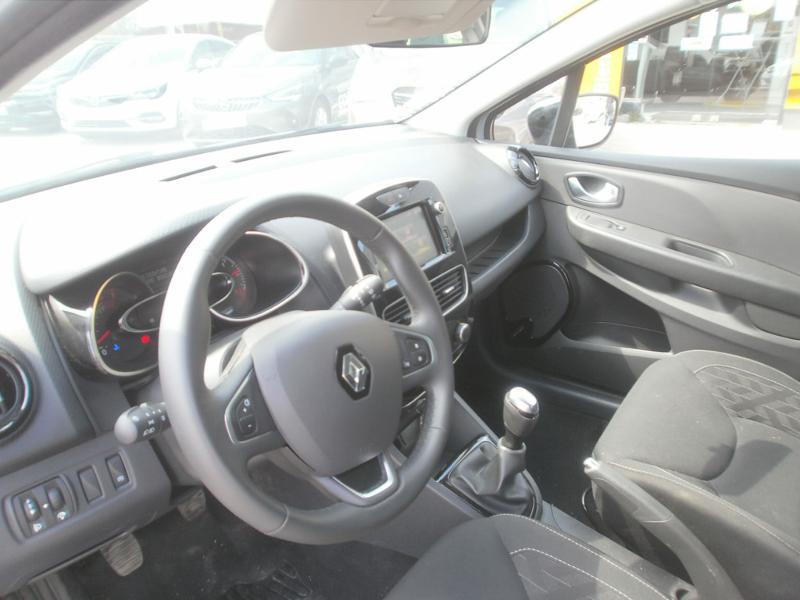Renault Clio 0.9 TCe 90ch Limited 5p Gris occasion à Auxerre - photo n°9