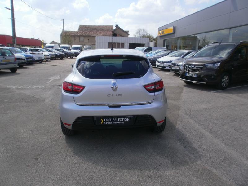 Renault Clio 0.9 TCe 90ch Limited 5p Gris occasion à Auxerre - photo n°4