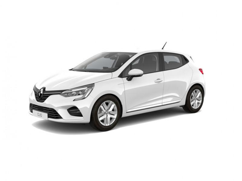 Renault Clio 1.0 TCe 100ch Business Blanc occasion à DAX CEDEX