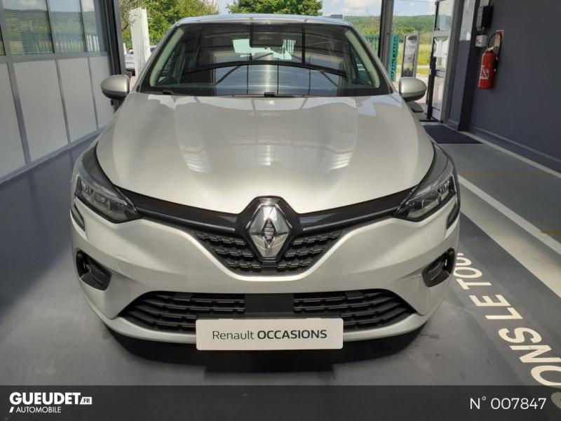 Renault Clio 1.0 TCe 100ch Business Gris occasion à Saint-Just - photo n°2