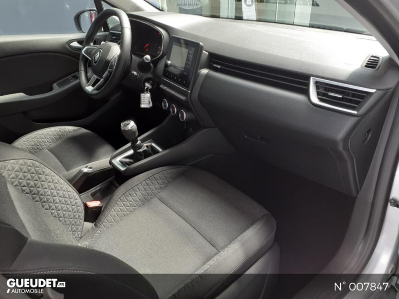 Renault Clio 1.0 TCe 100ch Business Gris occasion à Saint-Just - photo n°4