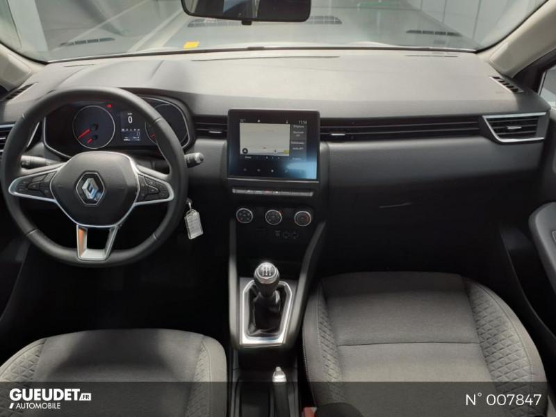 Renault Clio 1.0 TCe 100ch Business Gris occasion à Saint-Just - photo n°10