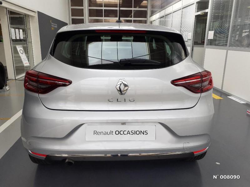 Renault Clio 1.0 TCe 100ch Business Gris occasion à Saint-Just - photo n°3