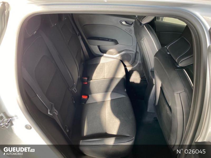 Renault Clio 1.0 TCe 100ch Intens - 20 Gris occasion à Berck - photo n°5