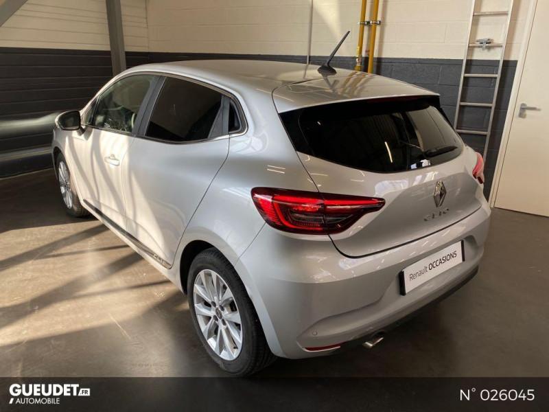 Renault Clio 1.0 TCe 100ch Intens - 20 Gris occasion à Berck - photo n°6