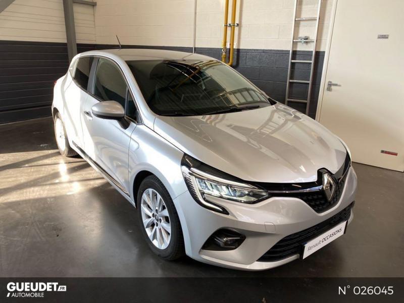 Renault Clio 1.0 TCe 100ch Intens - 20 Gris occasion à Berck