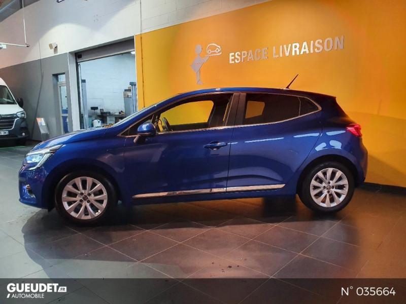 Renault Clio 1.0 TCe 100ch Intens - 20 Bleu occasion à Saint-Maximin - photo n°8