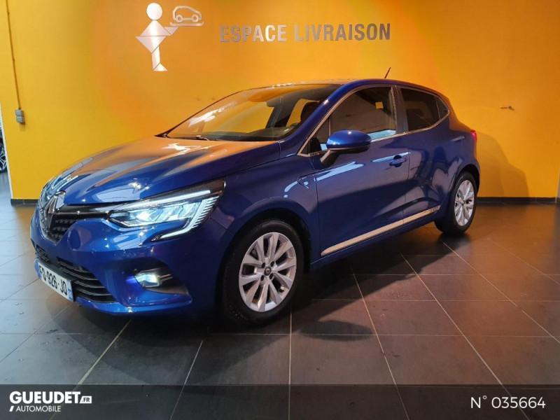 Renault Clio 1.0 TCe 100ch Intens - 20 Bleu occasion à Saint-Maximin