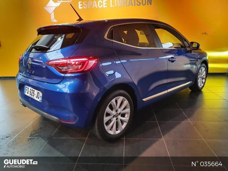Renault Clio 1.0 TCe 100ch Intens - 20 Bleu occasion à Saint-Maximin - photo n°6