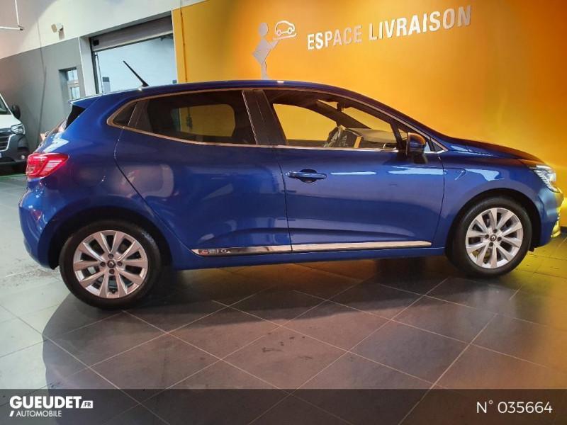Renault Clio 1.0 TCe 100ch Intens - 20 Bleu occasion à Saint-Maximin - photo n°7