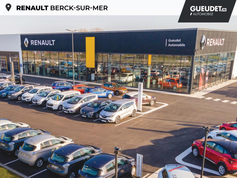 Renault Clio 1.0 TCe 100ch Intens - 20 Gris occasion à Berck - photo n°20