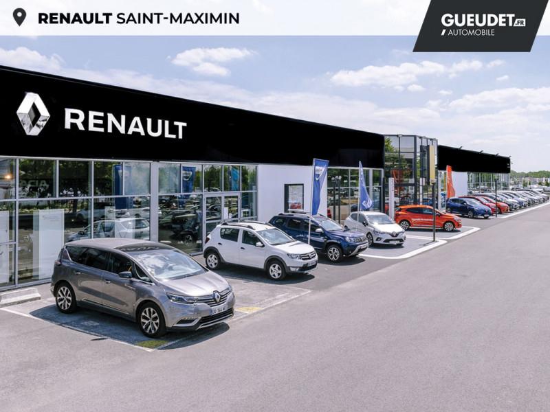 Renault Clio 1.0 TCe 100ch Intens - 20 Blanc occasion à Saint-Maximin - photo n°16