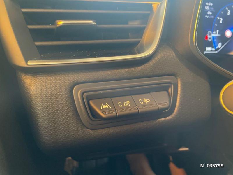 Renault Clio 1.0 TCe 100ch Intens - 20 Blanc occasion à Saint-Maximin - photo n°15