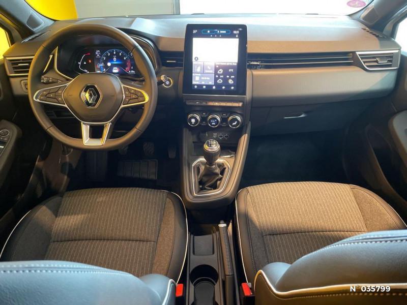 Renault Clio 1.0 TCe 100ch Intens - 20 Blanc occasion à Saint-Maximin - photo n°10