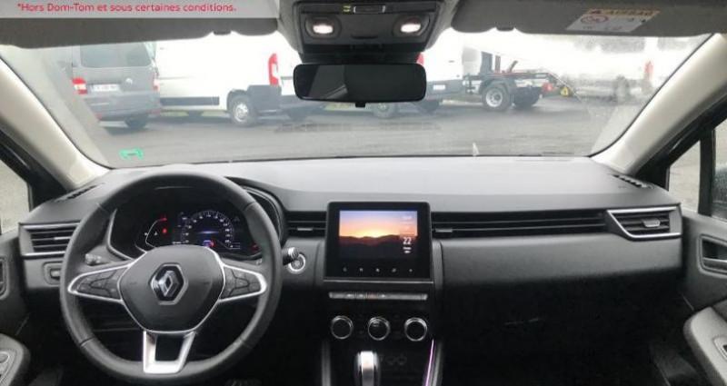 Renault Clio 1.0 TCe 100ch Intens X-Tronic Gris occasion à La Rochelle - photo n°6