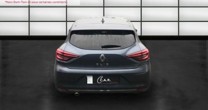 Renault Clio 1.0 TCe 100ch Intens X-Tronic Gris occasion à La Rochelle - photo n°4
