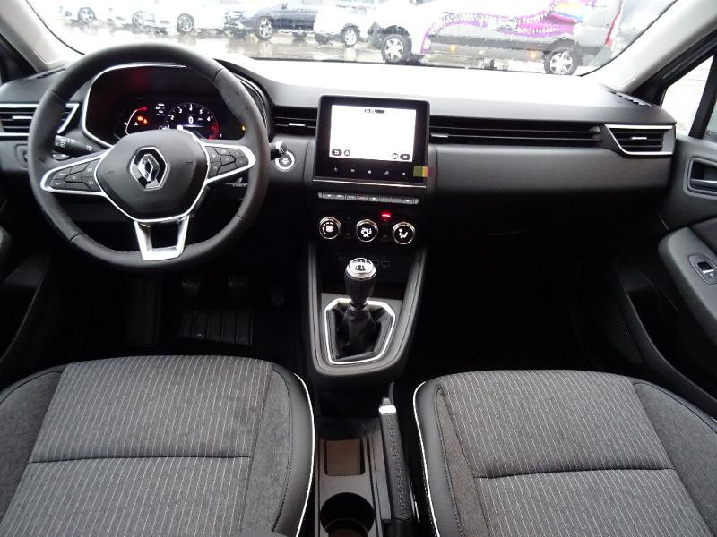 Renault Clio 1.0 TCe 100ch Intens Gris occasion à Barberey-Saint-Sulpice - photo n°12