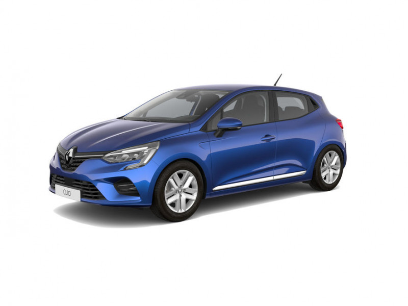 Renault Clio 1.0 TCe 100ch Zen Bleu occasion à DAX CEDEX