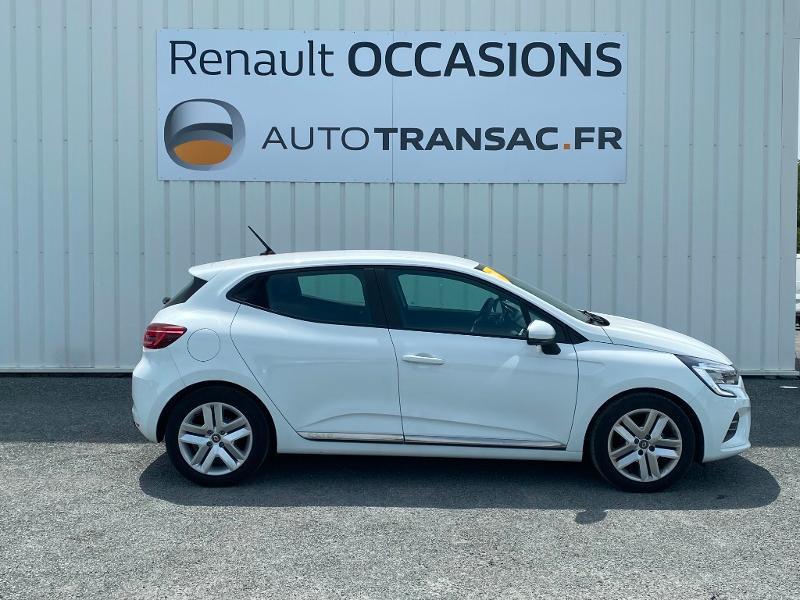 Renault Clio 1.0 TCe 100ch Zen Blanc occasion à Albi - photo n°4