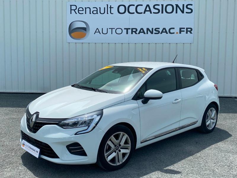 Renault Clio 1.0 TCe 100ch Zen Blanc occasion à Albi