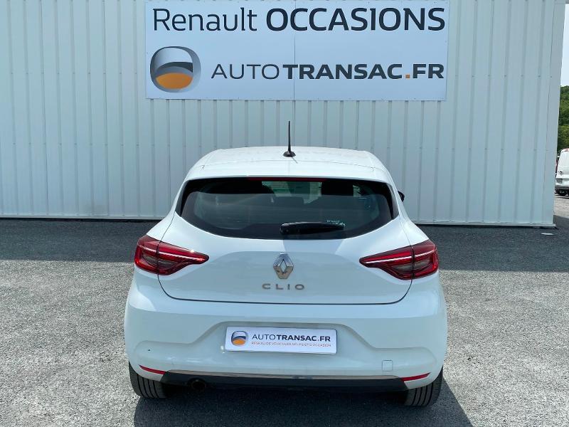 Renault Clio 1.0 TCe 100ch Zen Blanc occasion à Albi - photo n°5