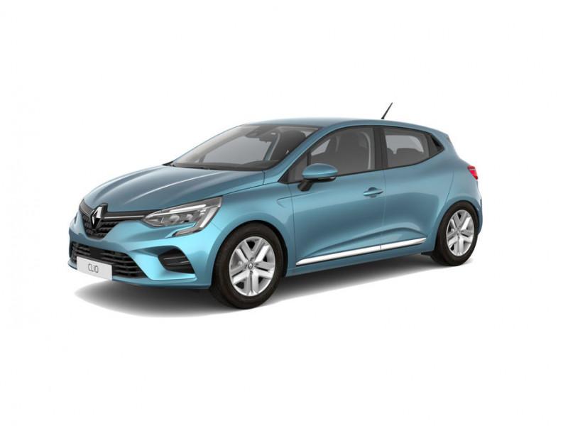 Renault Clio 1.0 TCe 100ch Zen Bleu occasion à Auch
