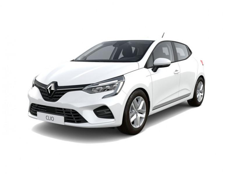 Renault Clio 1.0 TCe 100ch Zen Blanc occasion à Auch