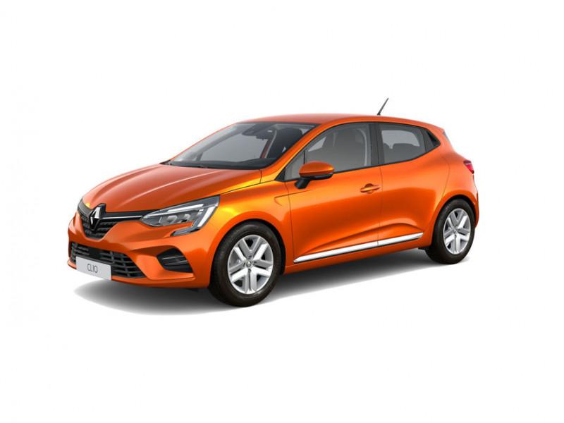 Renault Clio 1.0 TCe 100ch Zen Orange occasion à Auch