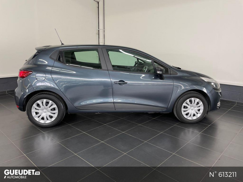 Renault Clio 1.2 16v 75ch Life 5p Gris occasion à Rivery - photo n°7