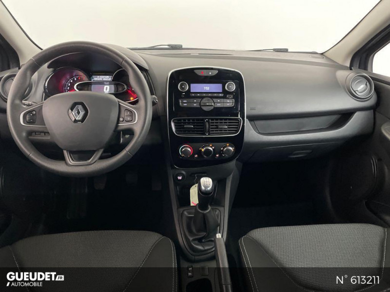 Renault Clio 1.2 16v 75ch Life 5p Gris occasion à Rivery - photo n°10