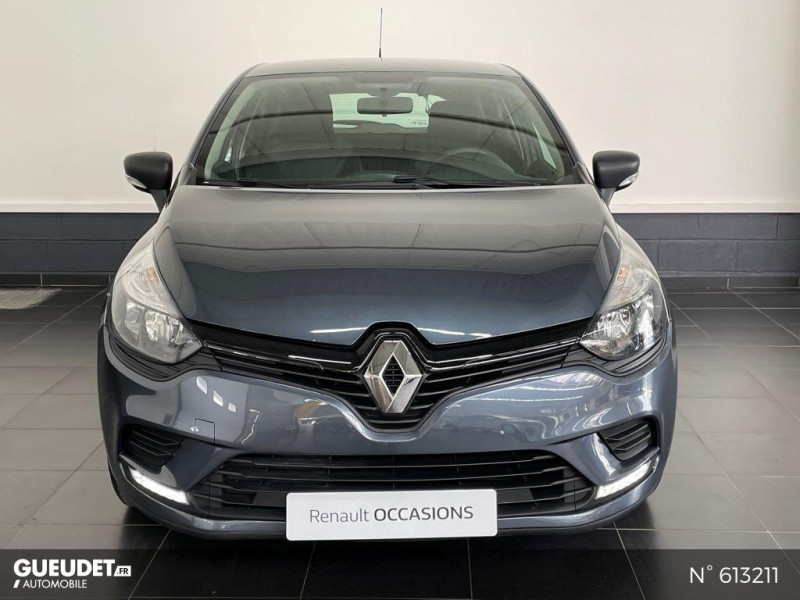 Renault Clio 1.2 16v 75ch Life 5p Gris occasion à Rivery - photo n°2