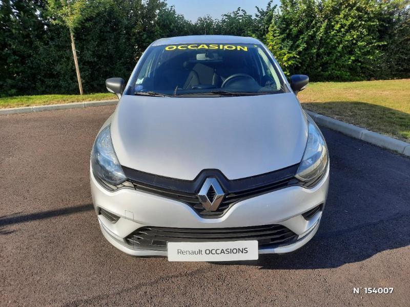 Renault Clio 1.2 16v 75ch Life 5p Gris occasion à Glos - photo n°2