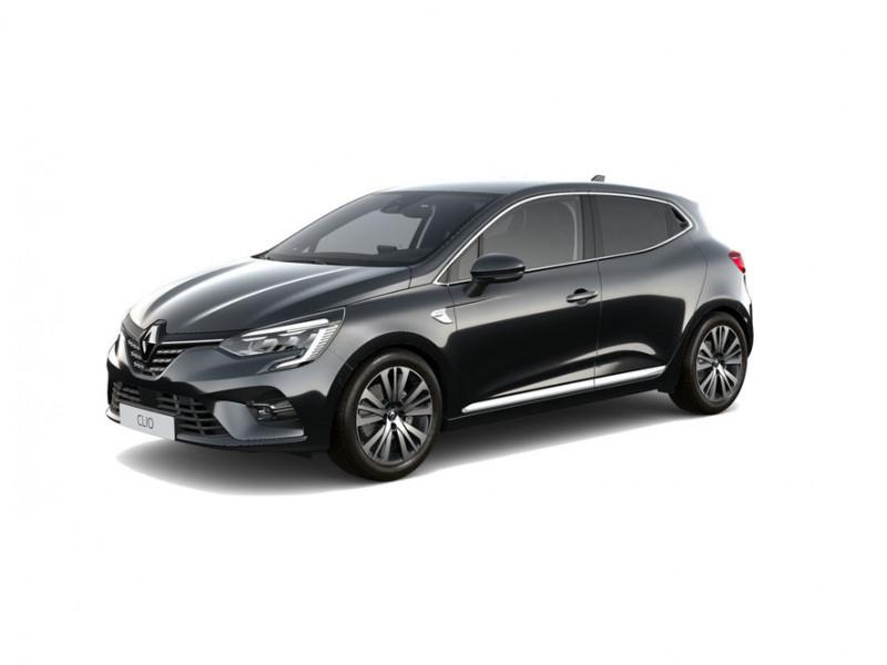 Renault Clio 1.3 TCe 130ch FAP Initiale Paris EDC Noir occasion à DAX CEDEX