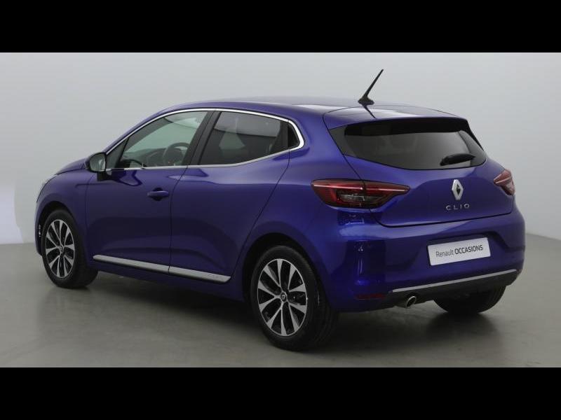 Renault Clio 1.3 TCe 130ch FAP Intens EDC Bleu occasion à Mérignac - photo n°8