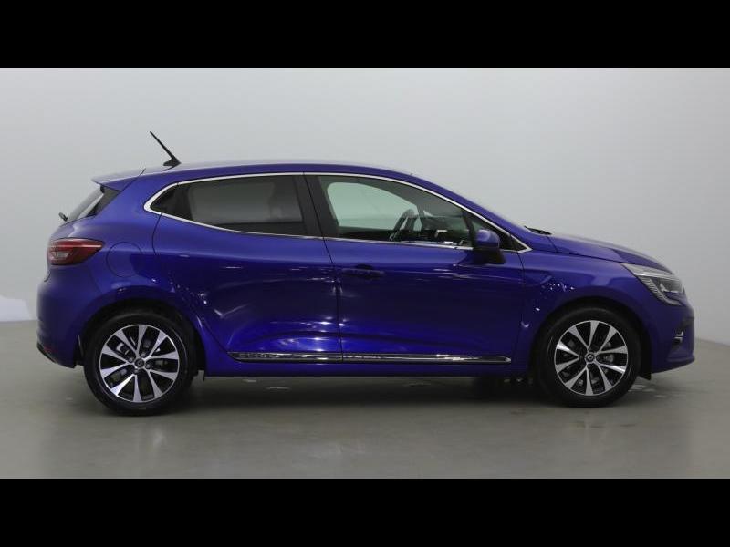 Renault Clio 1.3 TCe 130ch FAP Intens EDC Bleu occasion à Mérignac - photo n°6