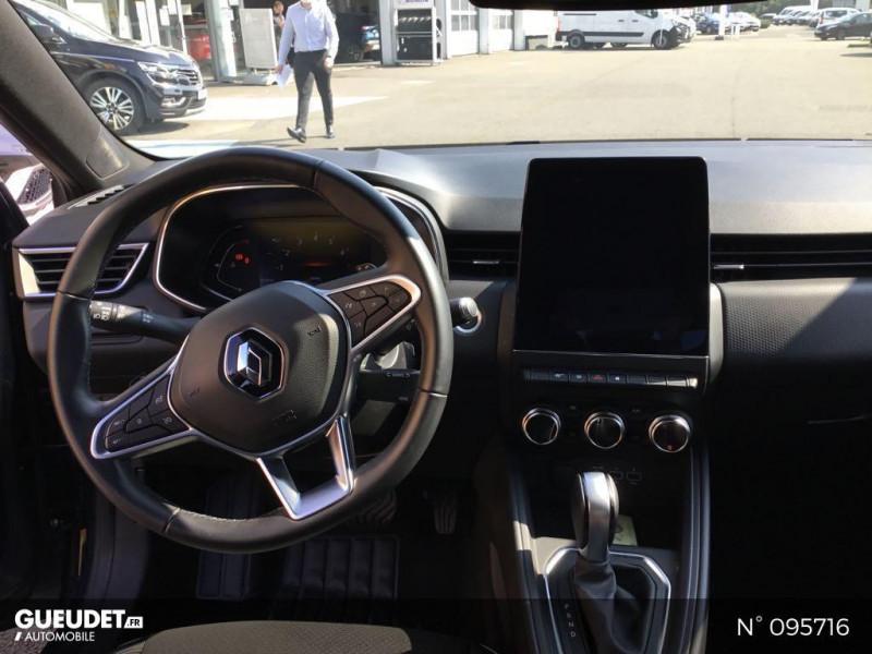 Renault Clio 1.3 TCe 130ch FAP Intens EDC Gris occasion à Compiègne - photo n°10