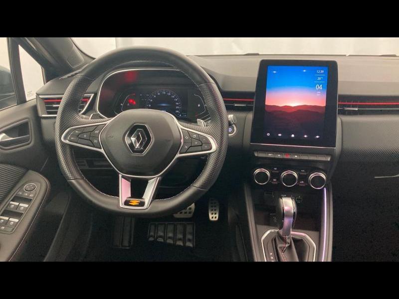 Renault Clio 1.3 TCe 130ch FAP RS Line EDC Gris occasion à Mérignac - photo n°3