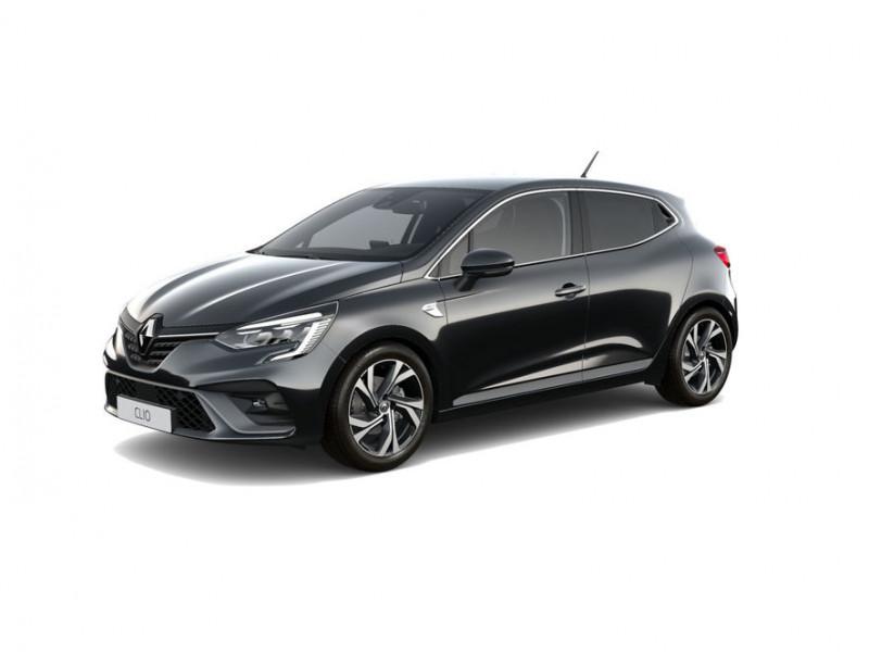 Renault Clio 1.3 TCe 130ch FAP RS Line EDC Noir occasion à Auch