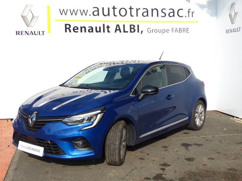 Renault Clio 1.3 TCe 140ch Intens -21 Bleu occasion à Rodez