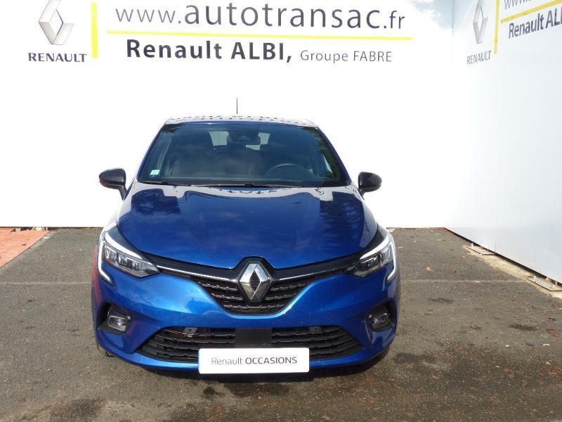 Renault Clio 1.3 TCe 140ch Intens -21 Bleu occasion à Rodez - photo n°2