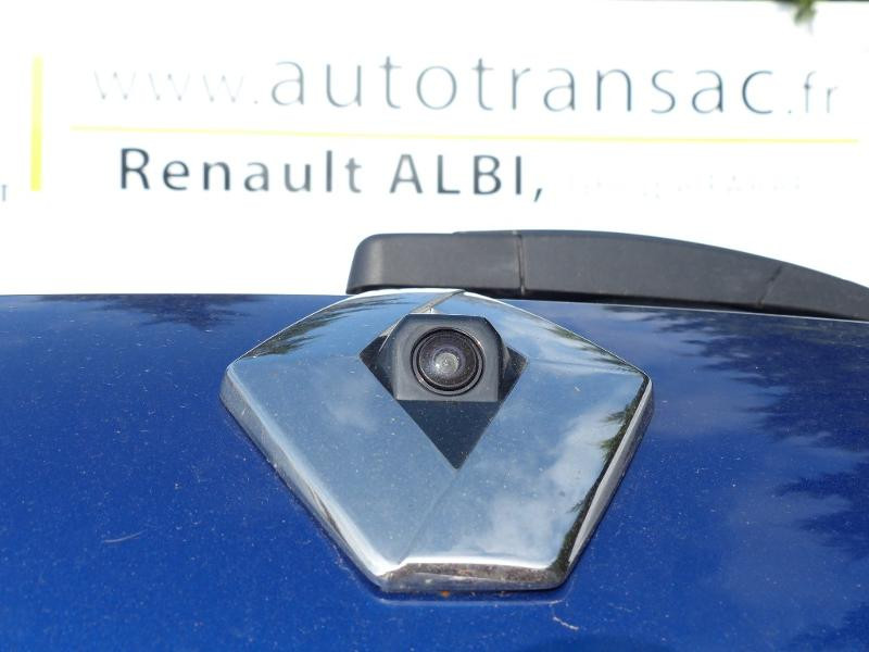 Renault Clio 1.3 TCe 140ch Intens -21 Bleu occasion à Rodez - photo n°12