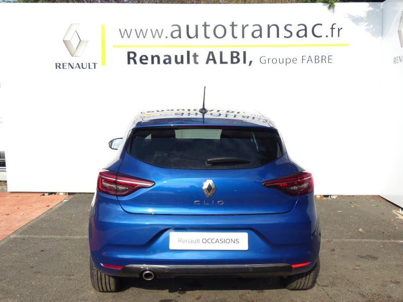 Renault Clio 1.3 TCe 140ch Intens -21 Bleu occasion à Rodez - photo n°5