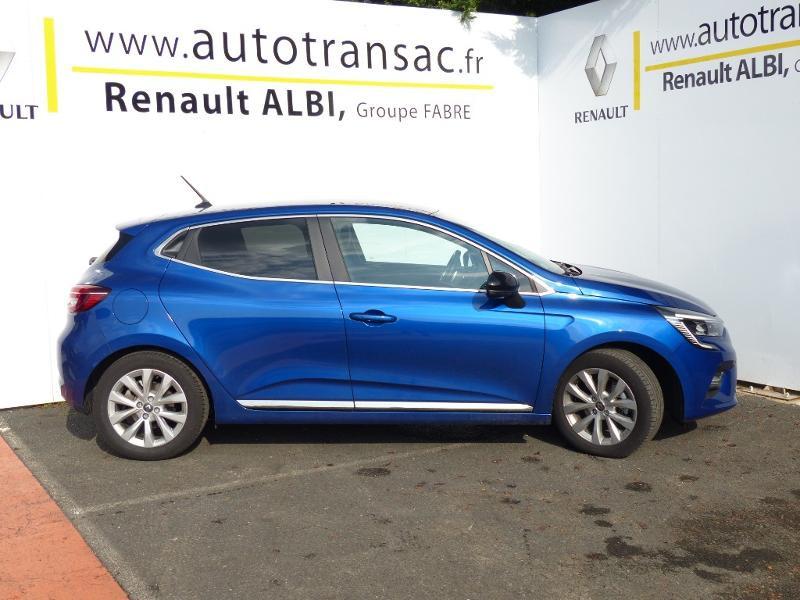 Renault Clio 1.3 TCe 140ch Intens -21 Bleu occasion à Rodez - photo n°6