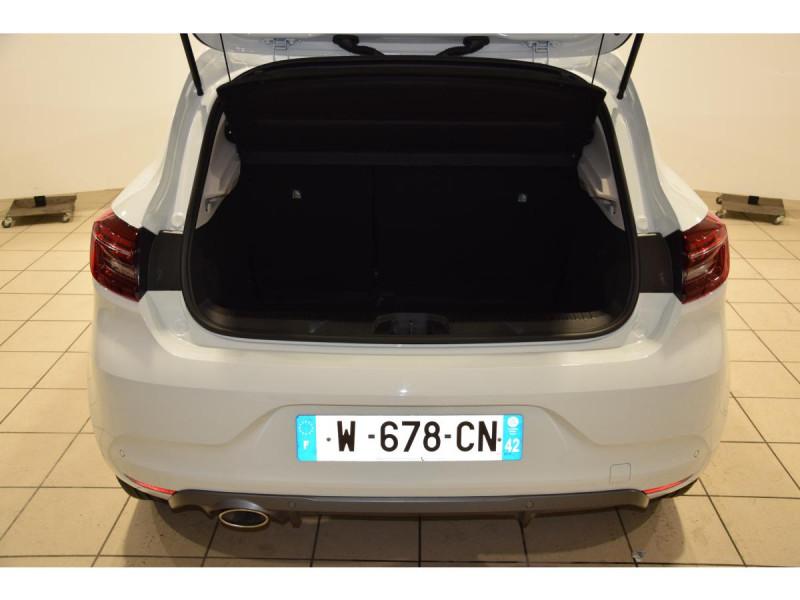 Renault Clio 1.5 Blue dCi - 115  V BERLINE Intens Blanc occasion à Riorges - photo n°6