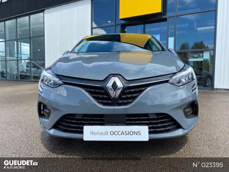 Renault Clio 1.5 Blue dCi 115ch Business 6cv Gris occasion à Neufchâtel-en-Bray - photo n°2