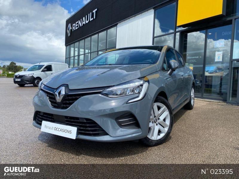 Renault Clio 1.5 Blue dCi 115ch Business 6cv Gris occasion à Neufchâtel-en-Bray