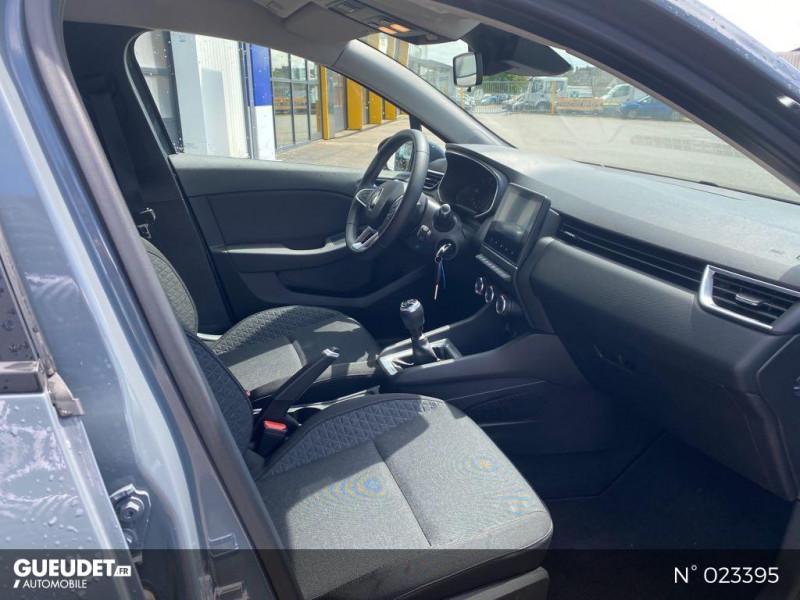 Renault Clio 1.5 Blue dCi 115ch Business 6cv Gris occasion à Neufchâtel-en-Bray - photo n°4