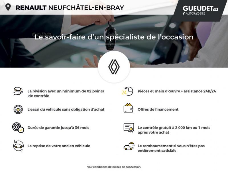 Renault Clio 1.5 Blue dCi 115ch Business 6cv Gris occasion à Neufchâtel-en-Bray - photo n°18