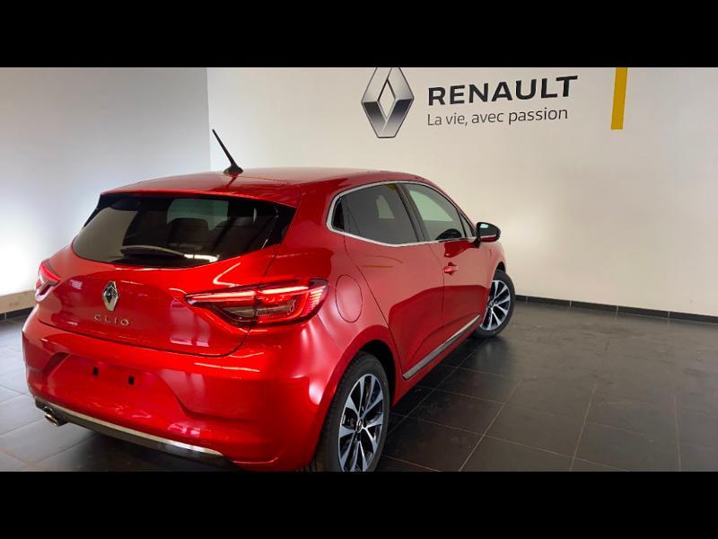 Renault Clio 1.5 Blue dCi 115ch Intens 6cv Rouge occasion à Figeac - photo n°4